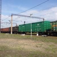 В Омске задержали подростков, ехавших «зайцами» в грузовом поезде