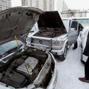 Омский автолюбители устраивают пожары при попытке завести мотор