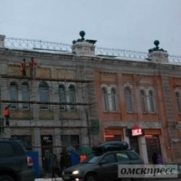 Любинский проспект Омска приобретет былой архитектурный декор