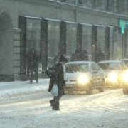 В Омске произошло ДТП по вине полицейского