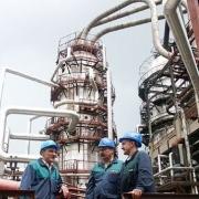 Омский нефтезавод переработал миллиардную тонну нефти