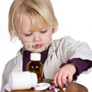 Двухлетний тавричанец съел психотропное лекарство