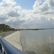 Иртыш поднялся до максимума из-за казахстанской ГЭС