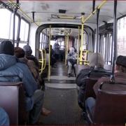 Автоматика пересчитает пассажиров  городского транспорта