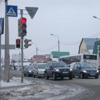 В Омске на пешеходном переходе в результате наезда пострадали две женщины