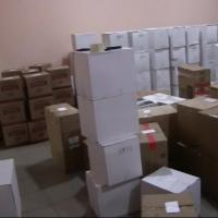 Омичи на Забайкальской держали дома 13 000 бутылок контрафактного алкоголя и 6000 пачек табака