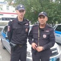 В Омске сотрудники вневедомственной охраны нашли пропавшего 6–летнего мальчика