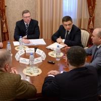 Омская область и Армения договорились о сотрудничестве
