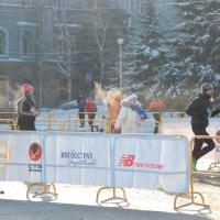 Мэр Омска распорядилась, какие улицы перекрыть на Рождественский полумарафон