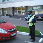 Платную парковку на улице Герцена уберут по решению суда