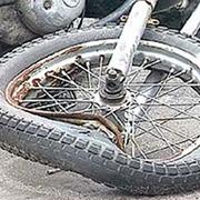 В Прииртышье мотоциклист наехал на лошадь
