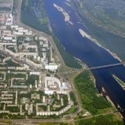 На месте омского аэропорта появятся улицы и здания