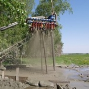 На Кормиловском месторождении начали добычу кварцевого песка