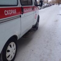 «Мерседес» наехал на 7-летнего омича на улице Волховстроя