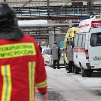 """После пожара на """"Омском каучуке"""" трое пострадавших остаются в больнице"""