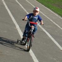 В Омске при ДТП пострадал восьмилетний велосипедист