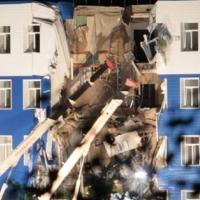 Завершены поиски пострадавших при крушении казармы в Омске
