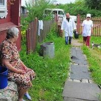 Омское село выиграет благодаря стимулу в миллион рублей для медиков
