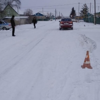 В Омской области сбили 9-летнего мальчика