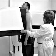 На обследование -  минута у нового флюороаппарата в поликлинике МСЧ № 7