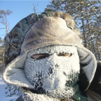 В выходные омичей ждет мороз до -25 градусов