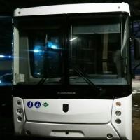 В Омск пришли экологичные большие автобусы
