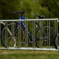 До конца года в Омске появится еще 20 велопарковок