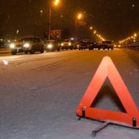В столкновении четырех автомобилей в Омске пострадали трое