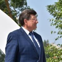 Мэр Омска рассказал первоклассникам в День знаний о труде и ответственности