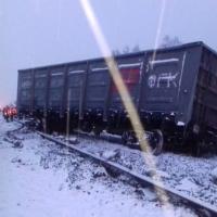 В Омской области с рельсов сошли 71 вагон