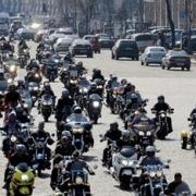 Гремя огнём, сверкая блеском стали… Омские мотоциклисты провели мастер-класс по безопасной езде