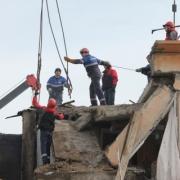 Последствия взрыва в Омской области устраняли 229 человек