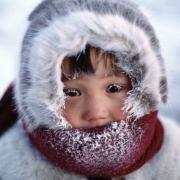 Омичи испытают 45 градусов мороза в последние дни января