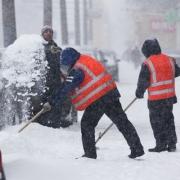 Округа оценивают качество уборки снега