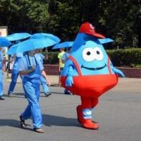 Добросовестные плательщики «ОмскВодоканал» получат поздравления от «Капли»
