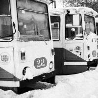В Омске трамвай насмерть переехал мужчину