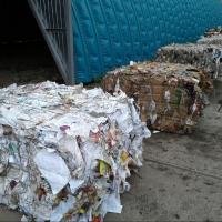 В Омской области запустили первый мусоросортировочный завод