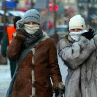 Последние дни новогодних каникул останутся морозными для омичей