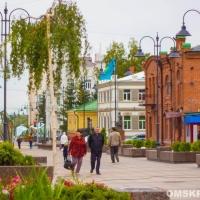 Омский Арбат победил в фотоконкурсе «Города для людей»