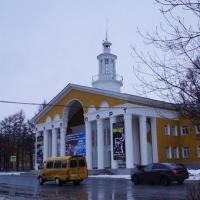 Старый аэропорт Омска получил новую жизнь