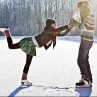 На Рождество омичи смогут бесплатно покататься на льду