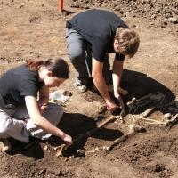 На севере Омской области полиция нашла студентов-археологов