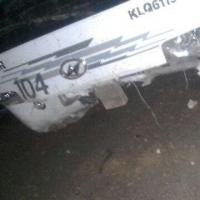 Ночью автобус из Омска до Астаны попал в ДТП