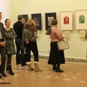 Свет библейской любви в гравюрах Марка Шагала