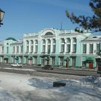 Бурков поручил достроить «Эрмитаж-Сибирь» в этом году