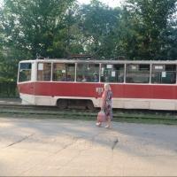 Омские трамваи сменят окрас