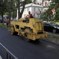 В Октябрьском округе Омска подвели итоги ремонта тротуаров и пешеходных дорожек