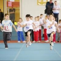 На Всероссийском фестивале «ГТО» юная омичка вошла в десятку лучших участников