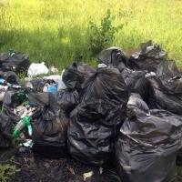 После общегородского субботника в Омске мешки с мусором будут вывозить 60 единиц техники