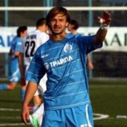 Омский футболист стал причиной скандала в Белоруссии